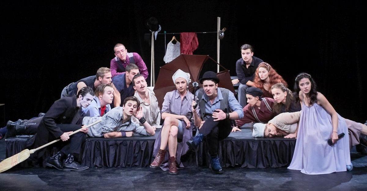 """Спектакълът """"Ромео и Жулиета"""" на Международния шекспиров фестивал в Паталеница"""