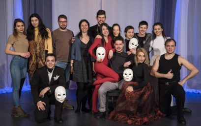 """Представлението """"1001 страсти"""", на Националния студентски фестивал на изкуствата към ЮЗУ """"Неофит Рилски"""" – Благоевград"""