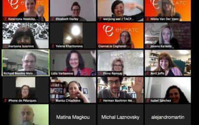В търсене на ефективност в обучението на сценични изкуства онлайн: Международна дигитална дискусия, с участието на преподаватели от НАТФИЗ –  интервю с проф. Лидия Върбанова