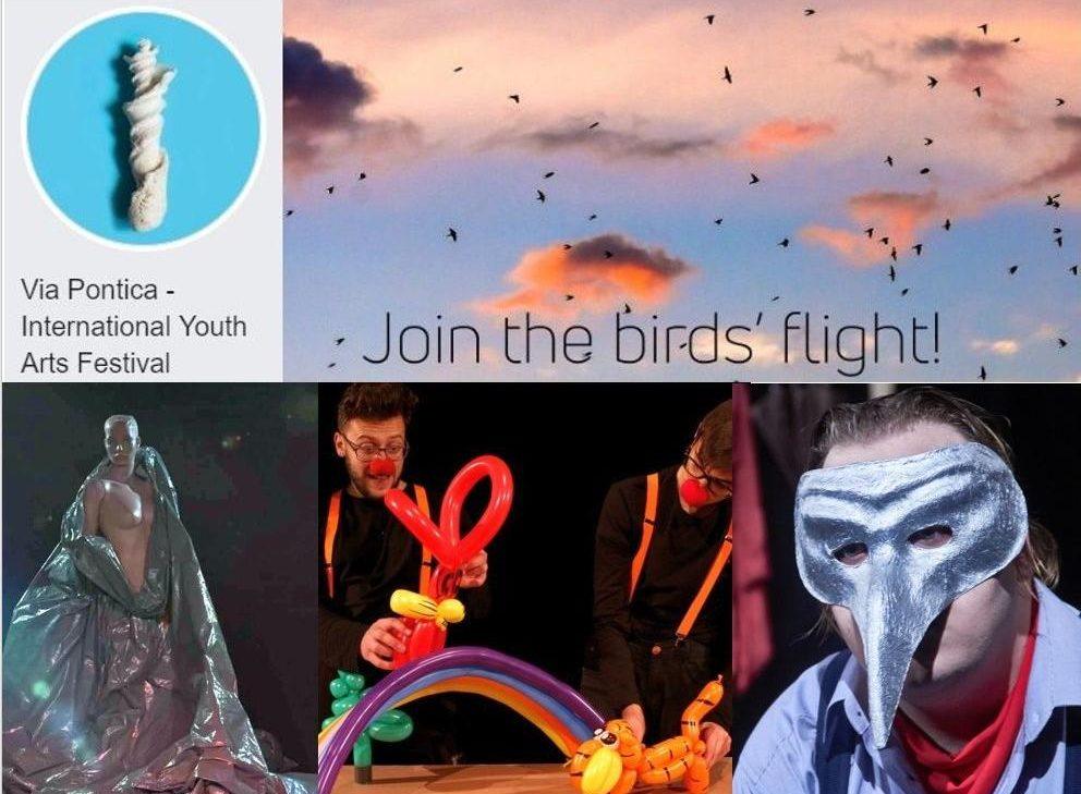 """Международен фестивал на младите в изкуството """"Виа Понтика"""", Балчик – 10–18 септември"""
