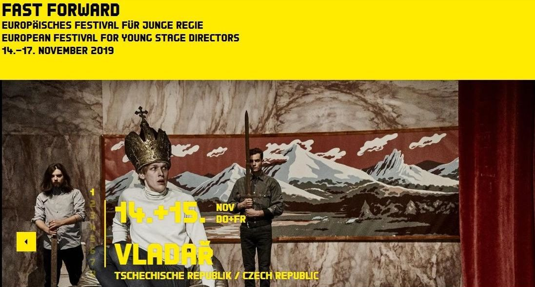 """СТУДЕНТИ НА НАТФИЗ РАБОТЯТ ЗА НАСЪРЧАВАНЕ НА ТВОРЧЕСКИЯ ДИАЛОГ В ЕВРОПА – Европейски фестивал на младите театрални режисьори """"Fast Forward"""", 14 – 17.11,  Дрезден, Германия"""