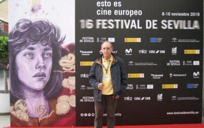 Проф. д.н. Божидар Манов председател на жури ФИПРЕССИ на 16-ия Фестивал на европейски филми в Севиля, Испания (10-16 ноември 2019)