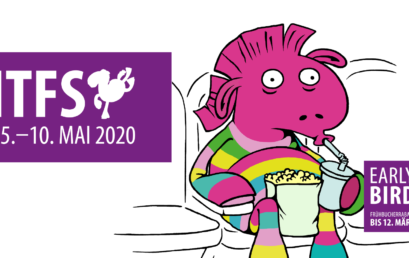 27th Stuttgard Festival of Animated Film /ITFS/