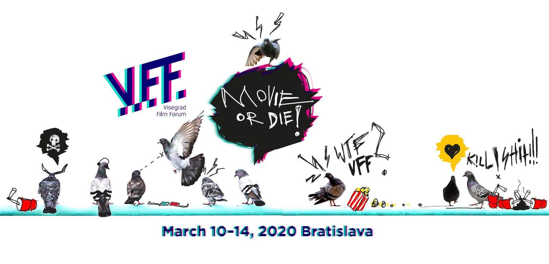 9th Visegrad Film Forum (VFF) – from March 10-14, 2020, Bratislava, Slovakia