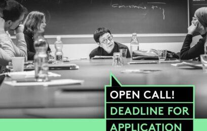 Zurich Film Festival – Open Call – 5-day talent programme