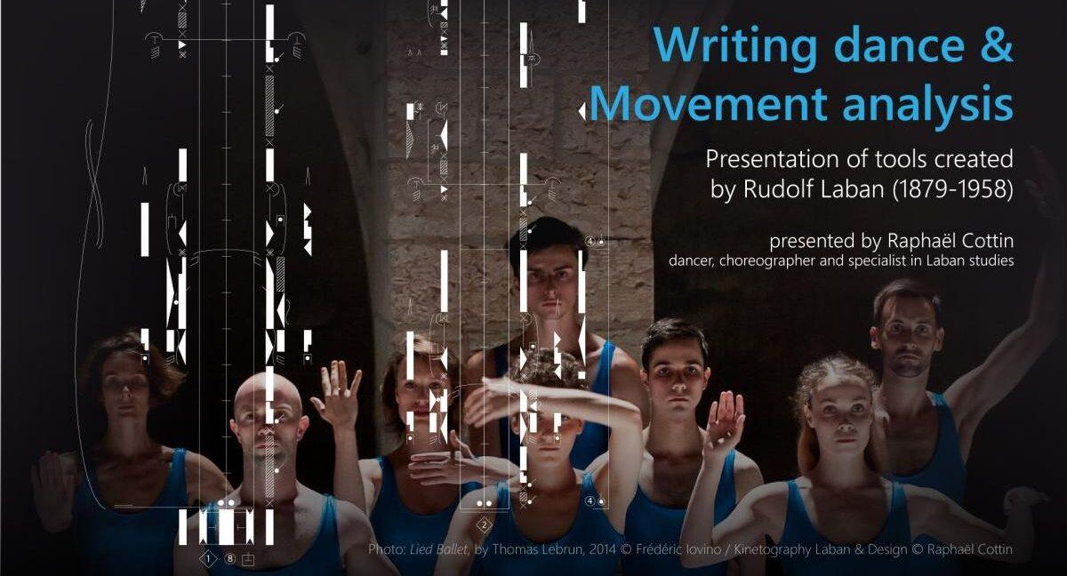 "Двудневен уебинар ""Writing dance & Movement analysis: Kinetography'"" на Рудолф Лабан подготвен от IUI – Висш институт за художествена игра – Белград"