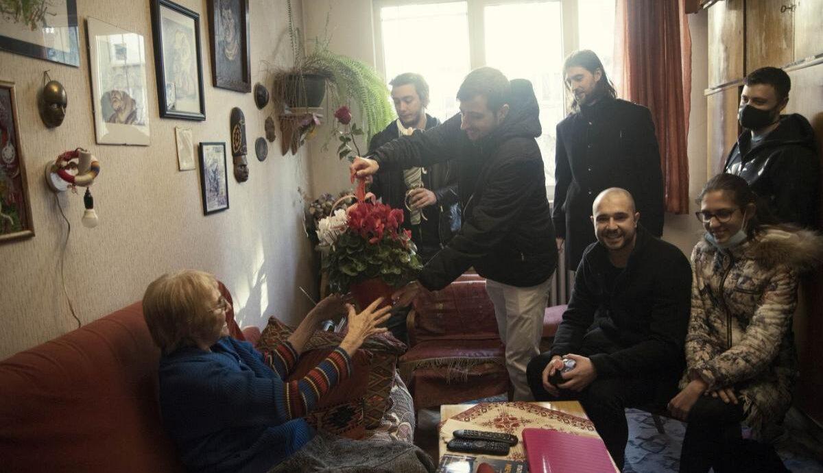 Държавният глава Румен Радев връчи Почетен знак на Президента на Република България на проф. Надежда Сейкова